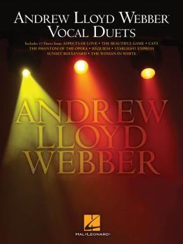 Andrew Lloyd Webber Vocal Duets (HL-00001120)