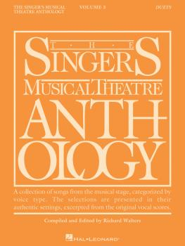 Singer's Musical Theatre Anthology Duets Volume 3 (Book Only) (HL-00001155)
