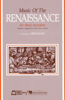 Music of the Renaissance (Score & Parts) (HL-00006059)