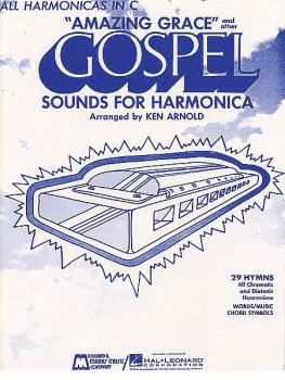 Amazing Grace and Other Gospel Sounds for Harmonica (HL-00008304)