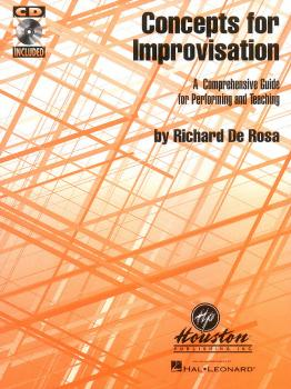Concepts for Improvisation A Comprehensive Guide for Performing and Te (HL-00030440)