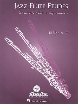 Jazz Flute Etudes (HL-00030442)