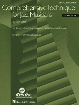 Comprehensive Technique for Jazz Musicians - 2nd Edition (For All Inst (HL-00030455)