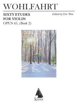 60 Etudes for Violin, Op. 45 (Book 2) (HL-00042391)