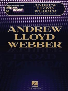 Andrew Lloyd Webber Favorites: E-Z Play Today Volume 246 (HL-00100267)