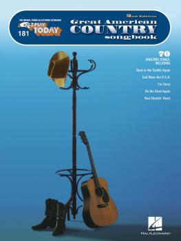 Great American Country Songbook - 2nd Edition: E-Z Play Today Volume 1 (HL-00101610)