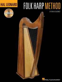 Hal Leonard Folk Harp Method (HL-00101791)