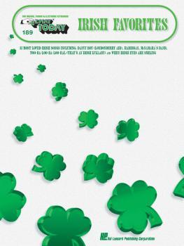 Irish Favorites: E-Z Play Today Volume 189 (HL-00102276)
