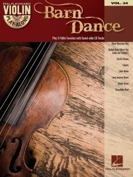 Barn Dance: Violin Play-Along Volume 34 (HL-00102568)