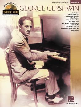George Gershwin: Piano Play-Along Volume 71 (HL-00102687)