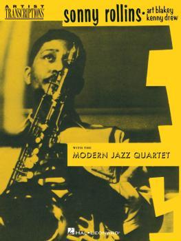 Sonny Rollins, Art Blakey & Kenny Drew  with the Modern Jazz Quartet ( (HL-00102751)