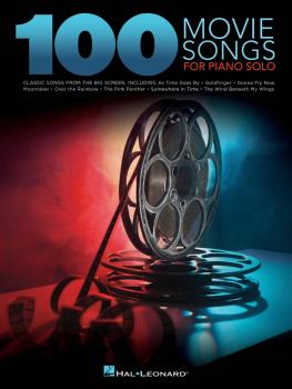 100 Movie Songs for Piano Solo (HL-00102804)
