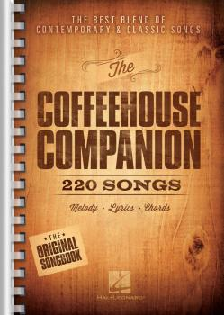 The Coffeehouse Companion: The Best Blend of Contemporary & Classic So (HL-00109748)