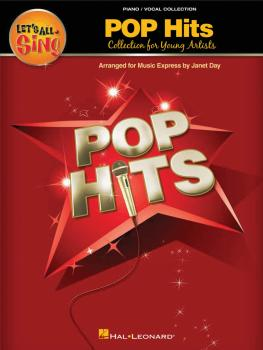 Let's All Sing Pop Hits: Collection for Young Voices (HL-00112992)