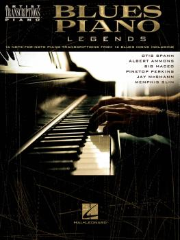 Blues Piano Legends (HL-00113680)