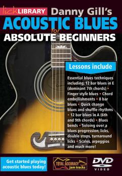 Acoustic Blues for Absolute Beginners (HL-00114450)