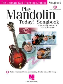 Play Mandolin Today! Songbook (HL-00115029)