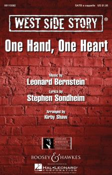 One Hand, One Heart (from West Side Story) (HL-00115582)