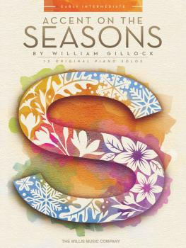 Accent on the Seasons: Early Intermediate Level (HL-00118900)