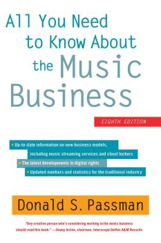 All You Need to Know About the Music Business - 8th Edition (HL-00119121)