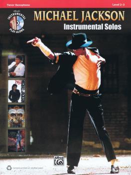 Michael Jackson - Instrumental Solos (Tenor Sax) (HL-00119498)