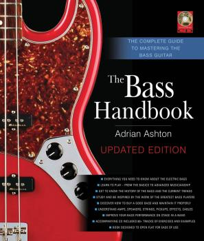 The Bass Handbook: The Complete Guide to Mastering the Bass Guitar Upd (HL-00119655)