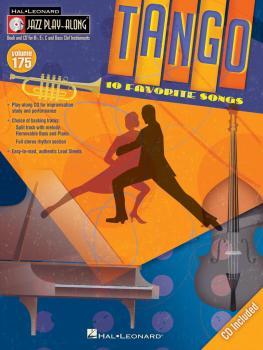 Tango: Jazz Play-Along Volume 175 (HL-00119836)