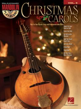 Christmas Carols: Mandolin Play-Along Volume 9 (HL-00119895)