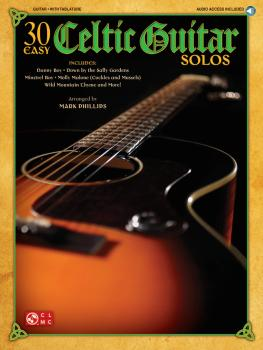 30 Easy Celtic Guitar Solos (HL-00121535)