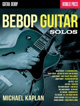 Bebop Guitar Solos (HL-00121703)