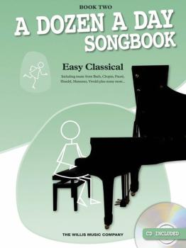 A Dozen a Day Songbook - Easy Classical, Book Two (HL-00121742)