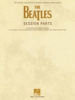 The Beatles Session Parts: Note-for-Note Transcriptions of the Brass,  (HL-00121903)