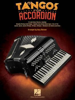 Tangos for Accordion (HL-00122252)