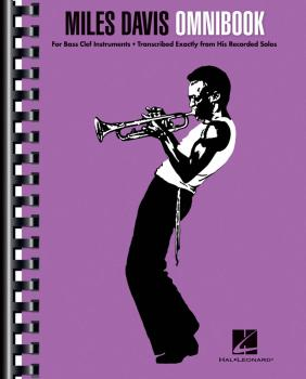 Miles Davis Omnibook (For Bass Clef Instruments) (HL-00122268)