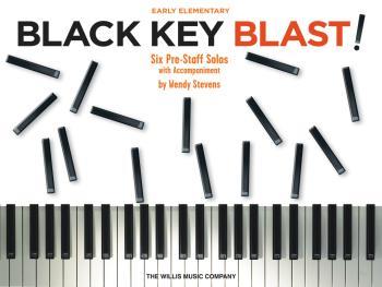 Black Key Blast!: Early Elementary Level (HL-00123104)
