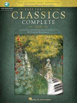 Journey Through the Classics Complete (Book/2-CD Pack) (HL-00123124)