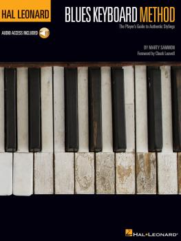 Hal Leonard Blues Keyboard Method (Foreword by Chuck Leavell) (HL-00123363)
