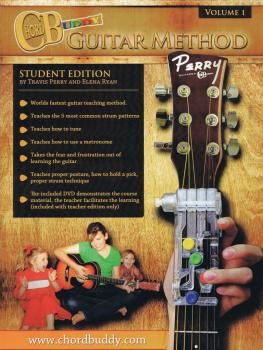 ChordBuddy Guitar Method - Volume 1 (Student Book) (HL-00123873)