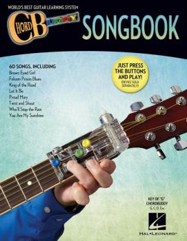 ChordBuddy Guitar Method - Songbook (HL-00123998)