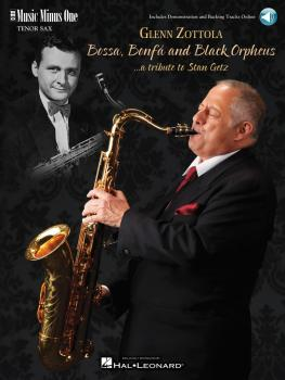 Bossa, Bonfá & Black Orpheus for Tenor Saxophone: A Tribute to Stan Ge (HL-00124387)