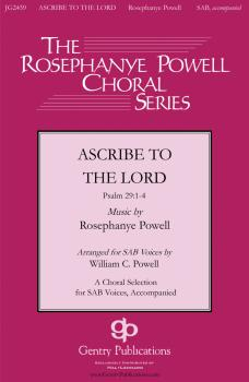 Ascribe to the Lord (HL-00125108)