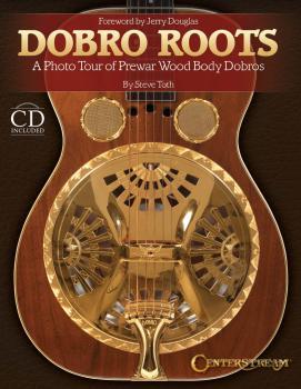 Dobro Roots: A Photo Tour of Prewar Wood Body Dobros (HL-00125507)