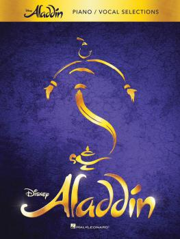 Aladdin - Broadway Musical (Vocal Selections) (HL-00126656)