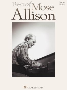 Best of Mose Allison (HL-00126972)