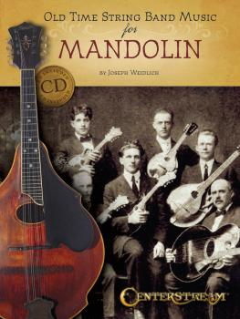 Old Time String Band Music for Mandolin (HL-00128131)