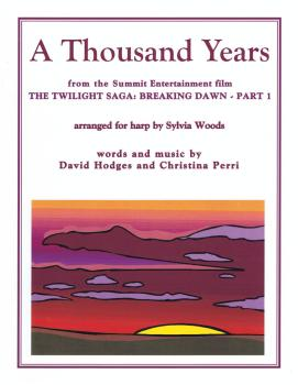 A Thousand Years from The Twilight Saga: Breaking Dawn, Part 1 (Arrang (HL-00131542)