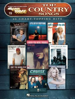 Top Country Songs (E-Z Play Today #19) (HL-00137780)