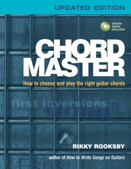 Chord Master: How to Choose and Play the Right Guitar Chords Updated E (HL-00137903)