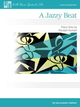 A Jazzy Beat: Later Elementary Level (HL-00138965)