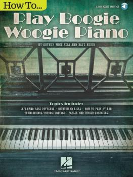 How to Play Boogie Woogie Piano (HL-00140698)